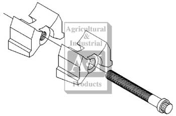 wedge kit  rear wheel  3 5 u0026quot   - case ih parts