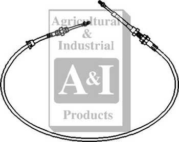 Forward/ Reverse/ Creeper Control Cable
