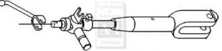 2 or 3 Point Hitch Kit, (RH/LH)