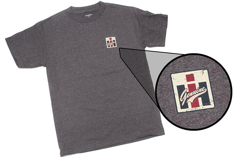 Designed & Built Genuine T-shirt-limited quantities