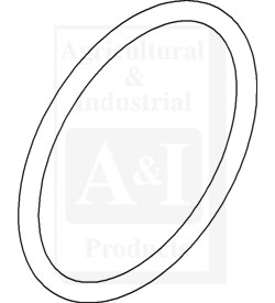 O-Ring; 4 Per/Package