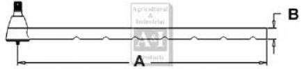 Long Tie Rod (RH/LH)