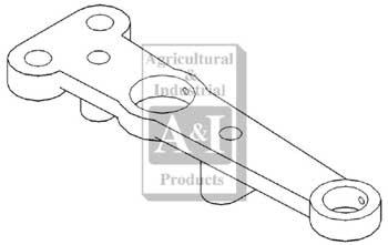 steering arm case ih parts case ih tractor parts