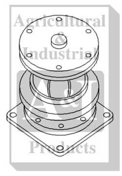 Re-Mfg. Water Pump (R&R Only)