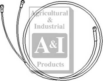 wiring harness - case ih parts