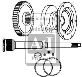 torque amplifier elimination kit case ih parts case ih. Black Bedroom Furniture Sets. Home Design Ideas