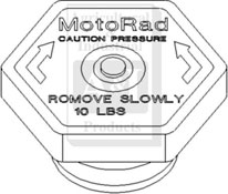 Radiator Cap (10 lb.)
