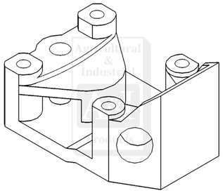 Drawbar Bracket