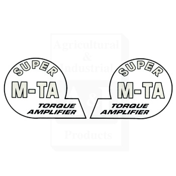 Decal, Super M-TA