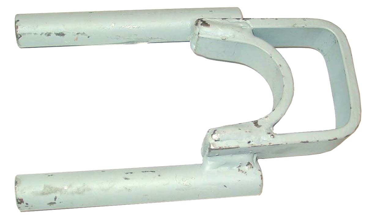 SWINGING DRAWBAR ROLLER PIN CLEVIS