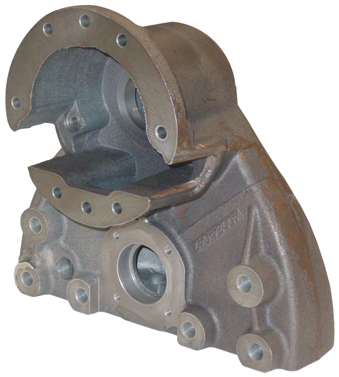 Farmall Cub Replacement Parts : Rear axle housing case ih parts tractor