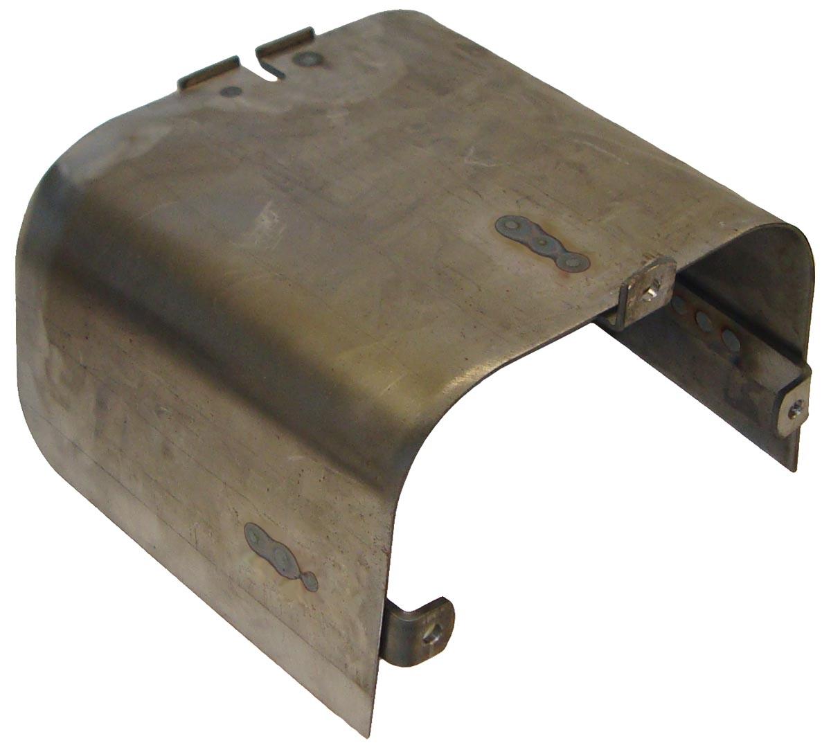 Case Ih Pto Parts : Pto shield case ih parts tractor