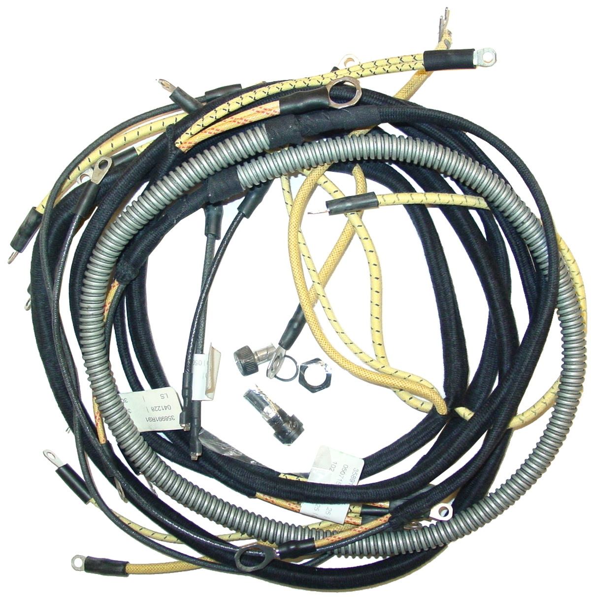 IHS488 wiring harness case ih parts case ih tractor parts Chevy Engine Wiring Harness at bayanpartner.co