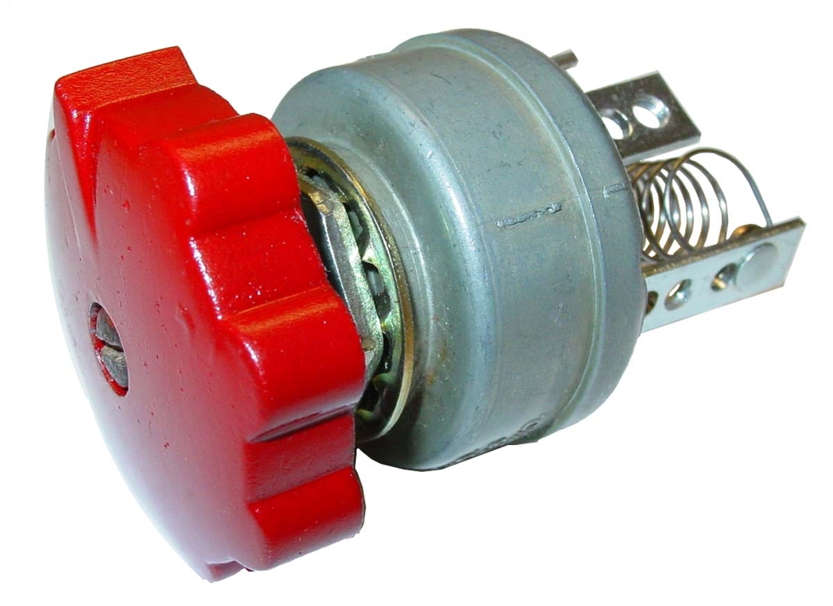 12 VOLT ROTARY LIGHT SWITCH 4-POSITION