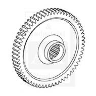 Pump Drive Gear (Hitch)