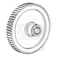 Gear, Ind. PTO Driven