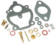 ECONOMY CARBURETOR REPAIR KIT (ZENITH)  MAKE SURE THAT YOUR CARBURETOR MANUFACTURER NUMBER IS IN THE LIST THIS FITS! CONTAINS: NEEDLE & SEAT, FLOAT LEVER PIN, CHOKE & THROTTLE SHAFT SEALS, NEEDLE VALVE, GASKETS & INSTRUCTIONS.  Carburetor Manufacturer #: 11138, 11228, 11338, 11339, 11340, 11704, 11882, 11115, 111883  International Applications: A, C, 100, 130, 200, 230, 240, SUPER A