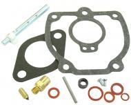 BASIC CARBURETOR REPAIR KIT  KIT CONTAINS: THROTTLE SHAFT, NEEDLE & SEAT, FLOAT LEVER PIN, CHOKE & THROTTLE SHAFT SEALS, NEEDLE VALVE, ADJUSTMENT SCREW, GASKETS & INSTRUCTIONS.  Carburetor Manufacturer #: 356948R92, 52814D, 52815D, 60329DA, 361425R92  International Applications: SUPER H M, MV, W6, I6, O6, SUPER M, MTA, SUPER W6, W9, WR9, I9, 300, 350, 400, 450, W400, W450  Replacement Part #: IHC: 358065R91, 50983DB, 8867DX (THROTTLE BODY), 356948R92, 52814D, 52815D, 60329DA, 361425R92