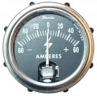 AMMETER (AMP) GAUGE, 60-0-60 