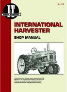 I & T SHOP SERVICE MANUAL  AN I & T SHOP SERVICE MANUAL TELLS YOU HOW TO TAKE A TRACTOR APART, HOW TO FIX IT AND HOW TO PUT IT BACK TOGETHER AGAIN. THESE ARE AUTHENTIC MANUALS THAT DEAL WITH REPAIRS IN THE LANGUAGE OF A MECHANIC WITH AN EASY TO USE FORMAT. THEY INCLUDE VALUBLE INFO  International Applications: 300, 300 UTILITY, 350, 350 UTILITY, 350D, 350D UTILITY, 400, 400D, W400, W400D, 450, 450D, W450, W450D