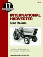 OPERATOR MANUAL REPRINT  A OPERATORS MANUAL REPRINT ONLY SOMETIMES REFERRED TO AS THE OWNERS MANUAL IS THE MANUAL THAT CAME WITH THE TRACTOR. IT IS THE MANUAL THAT WAS GIVEN TO THE ULTIMATE CONSUMER BY THE MANUFACTURER. IT CAN BE COMPARED TO THE MANUAL YOU RECEIVE IN THE GLOVE BO  International Applications: CUB 54 A LEVELING & GRADING BLADE