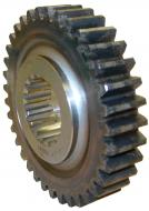 REVERSE DRIVEN GEAR  35 TEETH  NOTE: MADE HEAVIER & WIDER LIKE OLD-STYLE GEAR  International Applications: 706, 756, 766, 786, 806, 826, 856, 886, 966, 986, 1066, 1086, 1206, 1256, 1456, 1466, 1468, 1486  Replacement Part #: IH: 380288R1, 138764C1
