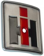 HOOD EMBLEM, IH LOGO 