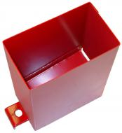 TOOLBOX  International Applications: CUB WITH STANDARD SEAT  Replacement Part #: 351014R91