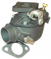 """CARBURETOR (MARVEL SCHEBLER)   2-3/8"""" C.C. BOLT HOLES   NEW ZENITH REPLACEMENT   Carburetor Manufacturer #: TSX157, 9752, TSX156, 9749, TSX319   International Applications: A, AV, B, BN, C, SUPER A, SUPER C     If you get this carb and do not like it,  you can return it within 30 days.   If it comes into contact with fuel, it becomes NOT RETURNABLE.  If for any reason,  this carb smells like fuel,  it is NOT Returnable.  IF YOU DECIDE TO USE THIS CARB,  FLUSH OUT THE ENTIRE FUEL SYSTEM.  PUT IN A NEW FUEL FILTER AND CLEAN OUT THE FUEL PUMP BOWL.  THE SMALLEST AMOUNT OF DEBRIS IN THE FUEL LINES CAN DISABLE YOUR CARB.    NO CARB THAT HAS COME INTO CONTACT WITH FUEL IS RETURNABLE."""
