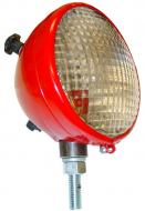 """6 VOLT REAR COMBO LIGHT ASSEMBLY   4-1/2""""   6 VOLT REAR COMBO LIGHT ASSEMBLY WITH RED JEWEL LENS & ROTARY SWITCH   International Applications: CUB, A, SUPER A, AV, B, BN, C, SUPER C H, HV, SUPER H, W4, SUPER W4, M, MV, MD, MDV, SUPER M, MTA SERIES, SUPER W6, W6TA SERIES, W9, SUPER W9, WD9, WDR9, I4, I6, I9, 100, 130, 140, 200, 230, 240, 300, 330, 340, 400, 450, W400, W450, 600, 650"""