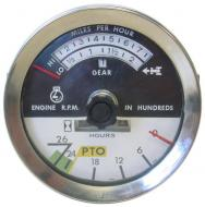 TACHOMETER WITH KNOB 