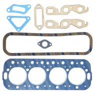 VALVE GRIND GASKET SET (HEAD SET)   CONTAINS ALL GASKETS REQUIRED WHEN REPLACING CYLINDER HEAD   International Applications: ALL LISTED W/ WATER PUMPS AND C113, C123 (& C135 ENGINES UP TO SN 100500): SUPER A, SUPER C, 100, 200, 130, 140, 230, 240, 330, 340 ***valve stem seals NOT included***  Replacement Part #: 357476R95