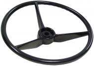 """SERVICEABLE STEERING WHEEL 16"""" (COVERED SPOKES)  International Applications: SERVICEABLE FOR: CUB LOBOY 154, CUB LOBOY 184, CUB LOBOY 185, CUB CADET 982 (SN 665001 & UP), CUB CADET 1872, CUB CADET 2072  Replacement Part #: 404601R1"""