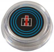 """STEERING WHEEL CAP  2.511 O.D.  International Applications: CUB LOBOY: 154, 184, 185; -- CUB CADET: 111, 1100 (SN 400001 & UP), 382, 482, 982 (SN 665001 & UP), ALSO SERVICEABLE FOR WHEELS W/ 2'1/2"""" CENTER CAP OPENING INCLUDING 284, 1100, 1872, 2072  Replacement Part #: 393157R2, 533742R1"""