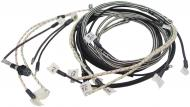WIRING HARNESS KIT. COMPLETE WITH INSTRUCTIONS AND LIGHT WIRES.  We need your tractor serial number to make sure the correct harness is sent.