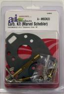 """Carburetor Kit, Complete (Marvel-Schebler) \""""Viton\"""""""