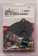 Carburetor Kit, Complete (Marvel Schebler)