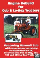 CUB & CUB LOBOY ENGINE REBUILD VIDEO (DVD)   International Applications: CUB, CUB LOBOY