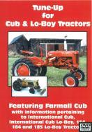CUB & CUB LOBOY TUNE UP VIDEO (DVD)  International Applications: CUB, CUB LOBOY