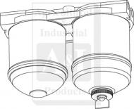 """Fuel Filter Assy (Double CAV) 1/2\"""" UNF Ports.  Includes everything in the picture."""