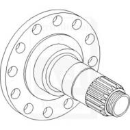 Hub Carrier, Shaft