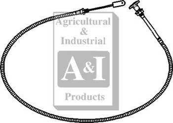 Cable, Fuel Stop/Shutoff