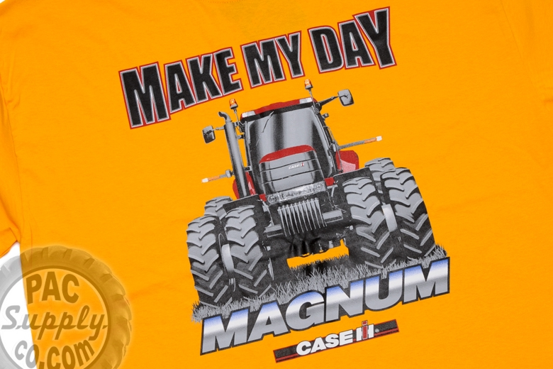 Make My Day....Magnum Case T Shirt
