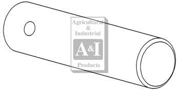 Front Pin, Axle Pivot