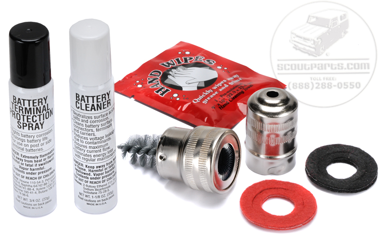 Battery Terminal - Protection Kit