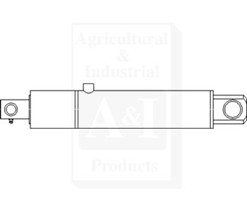 Cylinder Assembly, Hitch