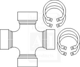 Kit, Cross & Bearing