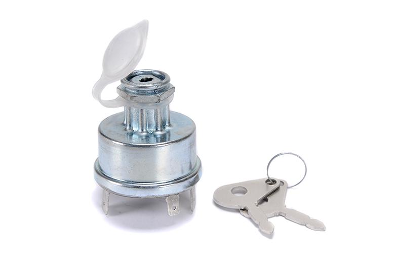 Ignition Switch w/ 2 Keys