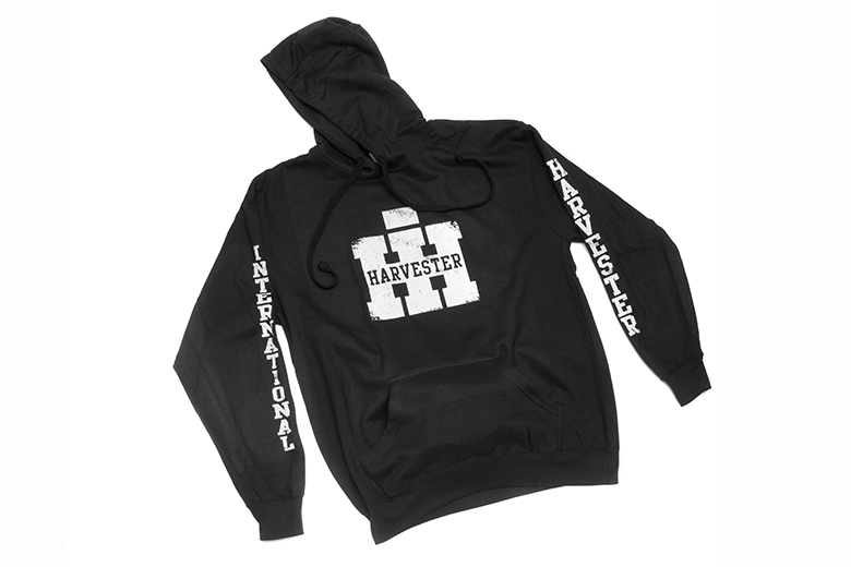 Black IH Logo Sweatshirt Hoodie-**Limited Quantities And Color