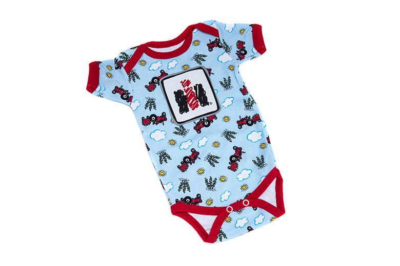 IH Logo Baby Onesie